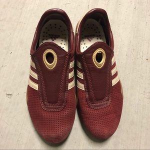 Adidas Mei Maroon Sneakers